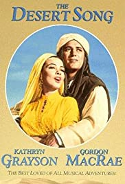 The Desert Song (1953) Poster - Movie Forum, Cast, Reviews