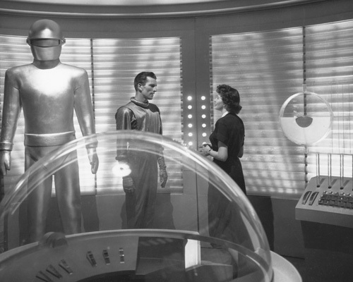 Pictures & Photos From The Day The Earth Stood Still (1951