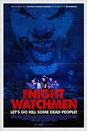 The Night Watchmen Poster