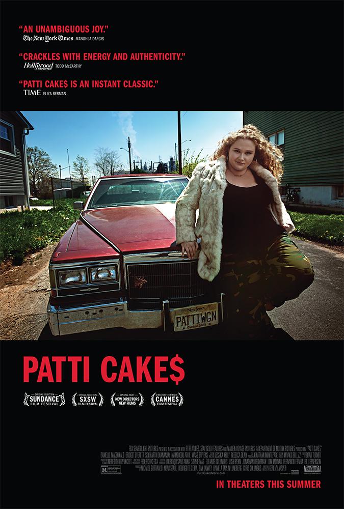 Patti Cakes, Rap Kraliçesi film izle