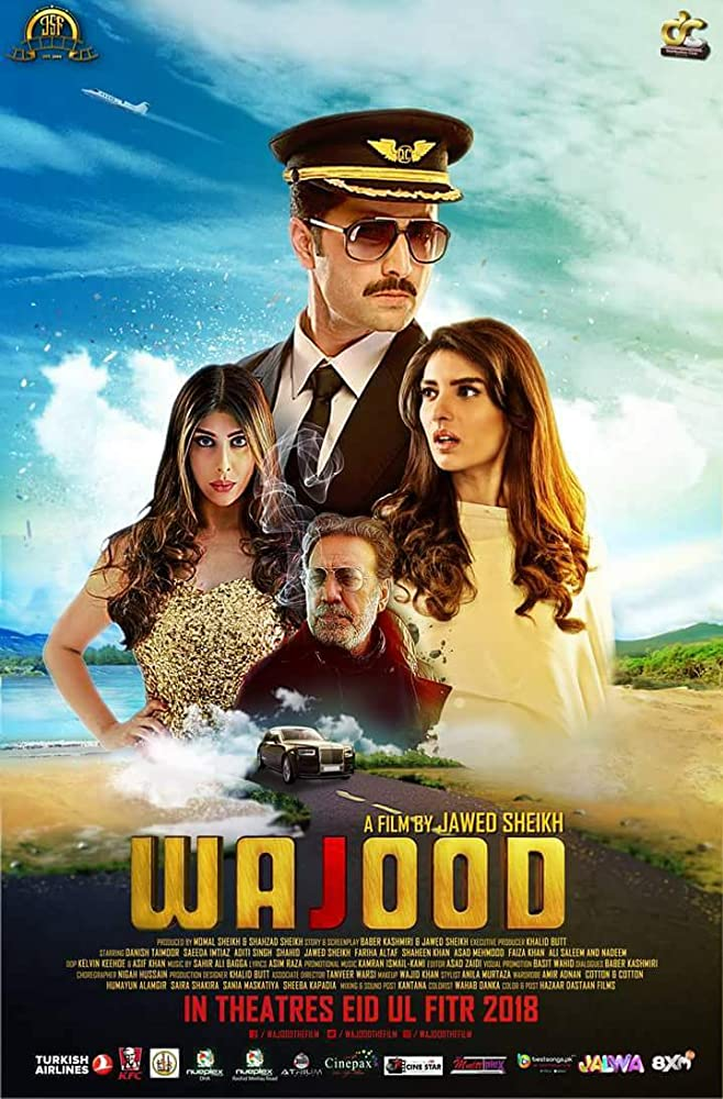 Wajood (2018) Urdu Official Trailer 720p HD Free Download