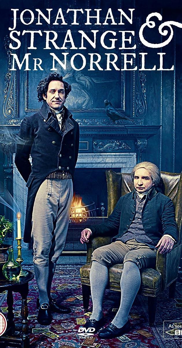 Jonathan Strange & Mr Norrell Serie