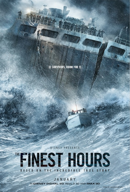 Walt Disney Pictures' The Finest Hours - Trailer #2 2