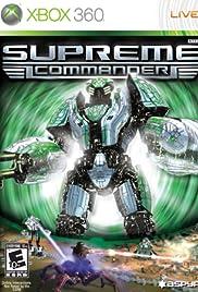 Supreme Commander Poster