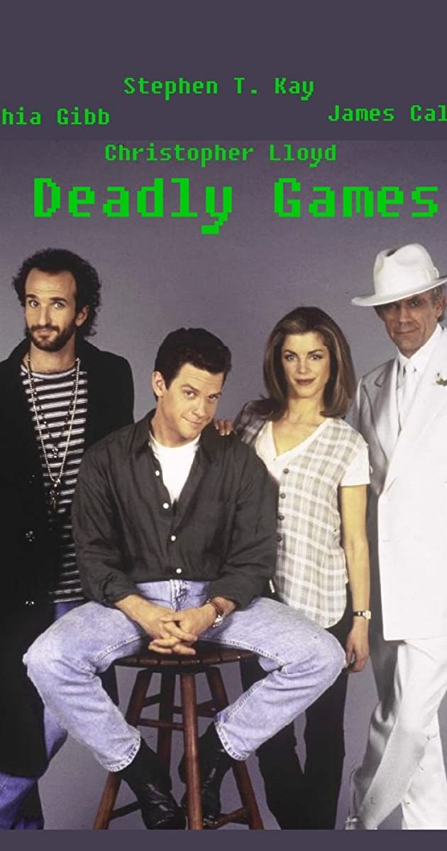 deadly games tv series 1995�1996 imdb