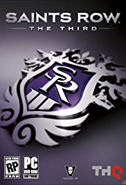 Saints Row: The Third Poster