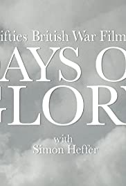 Fifties British War Films: Days of Glory Poster