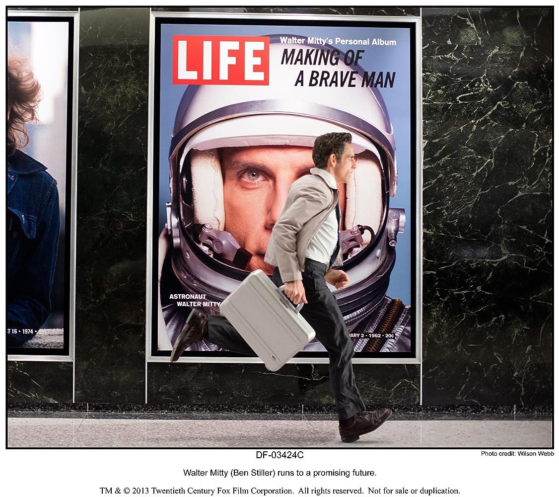 Ben Stiller in The Secret Life of Walter Mitty (2013)