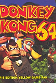 Donkey Kong 64(1999) Poster - Movie Forum, Cast, Reviews