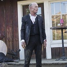 Ed Harris in Westworld (2016)