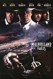 Mulholland Falls Poster