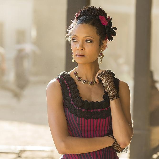 Thandie Newton in Westworld (2016)