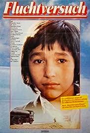 Fluchtversuch Poster