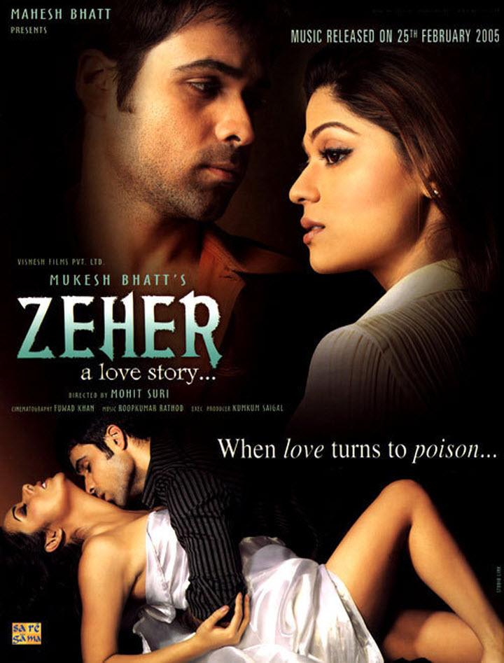 Zeher (2005) Hindi 720p DVDRip x264 1.2GB