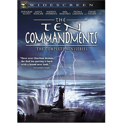 10 Commandments Movie Quotes: The Ten Commandments (TV Movie 2006)