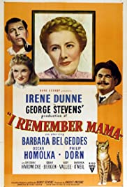I Remember Mama Poster