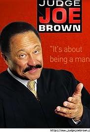 Judge Joe Brown Poster - TV Show Forum, Cast, Reviews