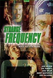 Strange Frequency Poster