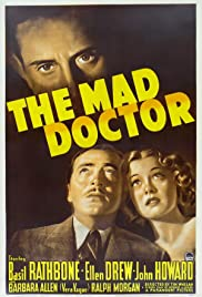 The Mad Doctor Poster