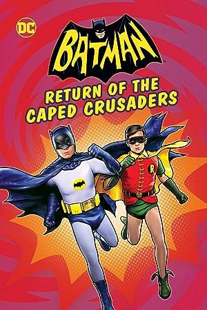 Batman: Return of the Caped Crusaders poster