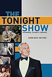 Tonight Show Starring Johnny Carson 22nd Anniversary Poster