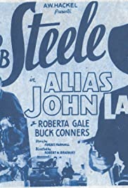 Alias John Law Poster