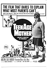 Teenage Mother Poster