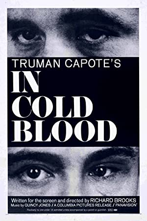 In Cold Blood Poster