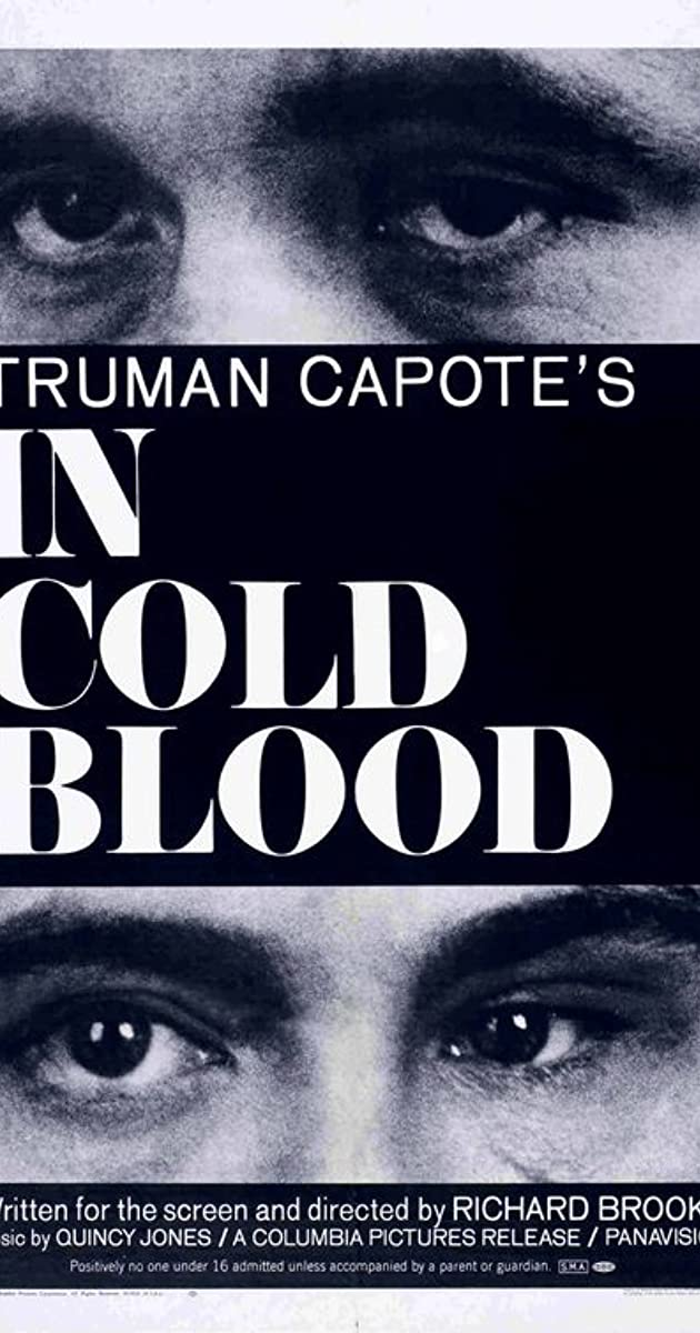 in cold blood vs in cold Get everything you need to know about normal vs abnormal in in cold blood analysis, related quotes, theme tracking.