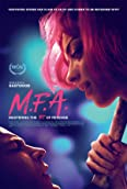 Francesca Eastwood in M.F.A. (2017)