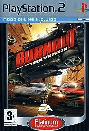 Burnout Revenge Poster