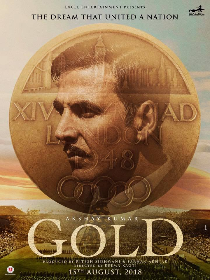 Gold (2018) Hindi Pre-DvDRip – 480P | 720P – x264 – 415MB | 700MB । 1.1GB – Download & Watch Online