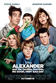 Image result for alexander and horrible no good day