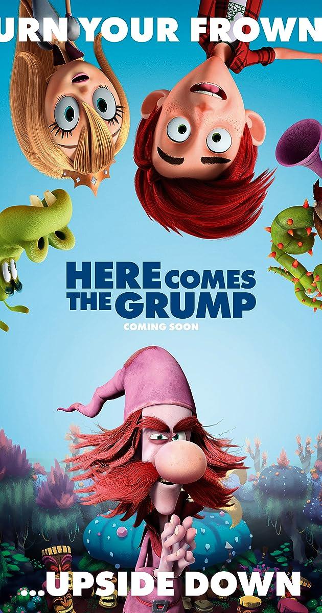 Teris ir užburta aušros karalystė  / Here Comes the Grump (2018)