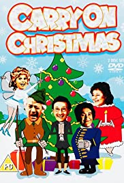 Carry on Christmas (1973) Poster - Movie Forum, Cast, Reviews