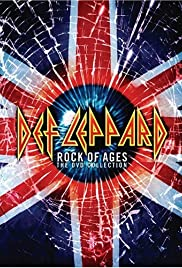 Def Leppard: Rock of Ages Poster