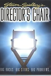 Steven Spielberg's Director's Chair Poster