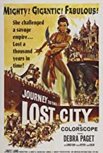 Primary image for Journey to the Lost City