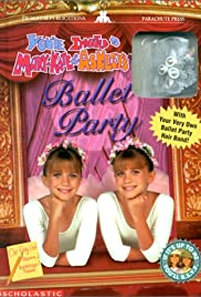 You're Invited to Mary-Kate & Ashley's Ballet Party Poster