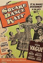 Square Dance Katy Poster