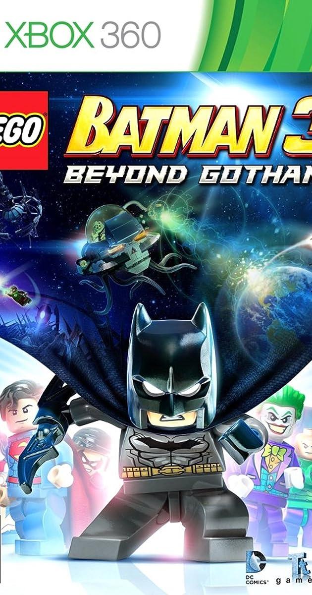 Lego Batman 3: Beyond Gotham (Video Game 2014) - IMDb