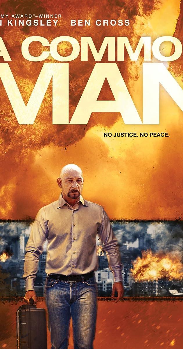 A Common Man (2013) - IMDb A Common Man