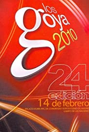 XXIV Premios Anuales de la Academia Poster