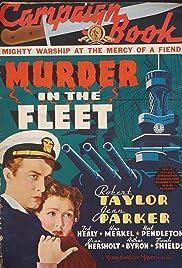 Murder in the Fleet Poster
