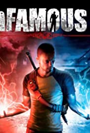Infamous 2 Poster