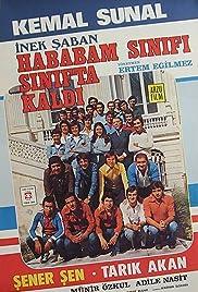 Hababam Sinifi Sinifta Kaldi Poster