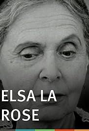 Elsa la rose Poster