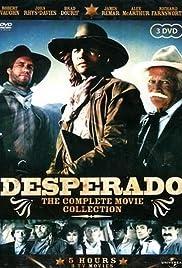 Desperado: The Outlaw Wars Poster