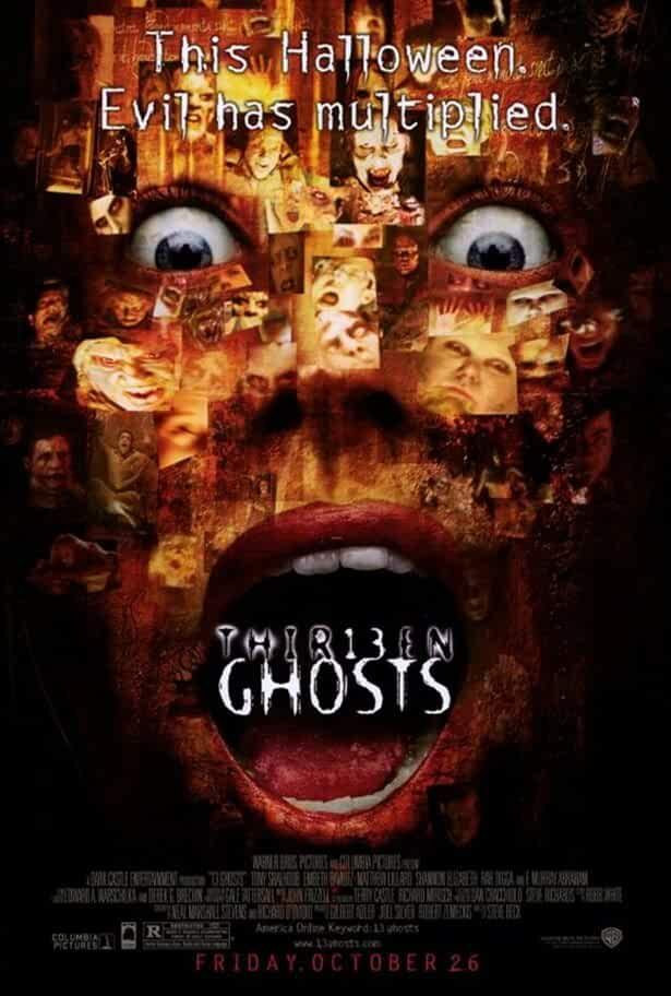 Thir13en Ghosts (2001) {18+] 720p BRRip (HINDI, ENG) AC3