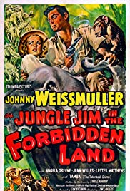 Jungle Jim in the Forbidden Land Poster
